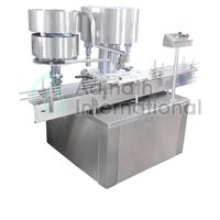Glass Bottle Capping Machine