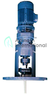 Double Shaft Adhesive Mixer Agitator