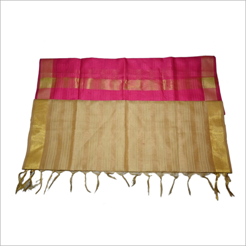 Ladies Zari Stripe Dupatta
