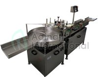 Automatic Vial & Bottle Sticker Labeling Machine