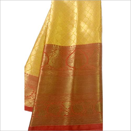 Ladies Border Pallu Saree
