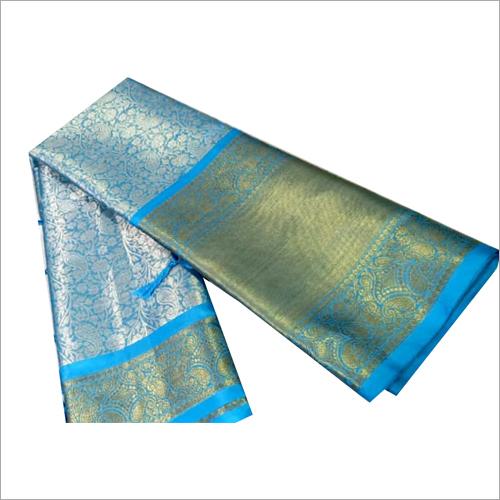 Indian Brocade Silk Saree