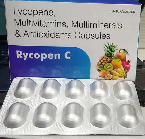 Lycopene,Antioxidant,Multivitamin Capsules & Minerals