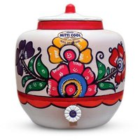 Clay Water Pot 15 Litre