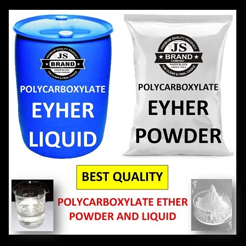 Polycarboxylate Ether Powder and Liquid