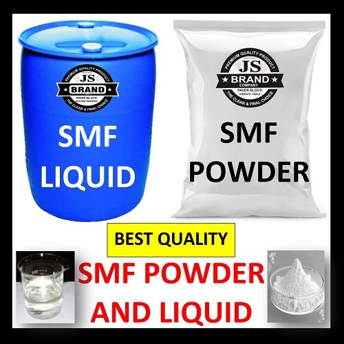 SMF Powder and Liquid
