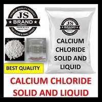 Calcium Chloride Solid and Liquid