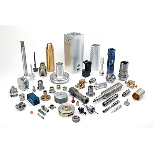 CNC VMC and Job Works