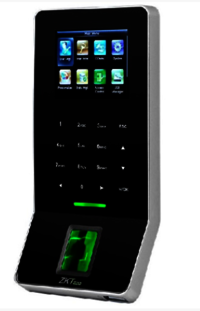 F-22 Wireless Access Control System (ZKTeco)