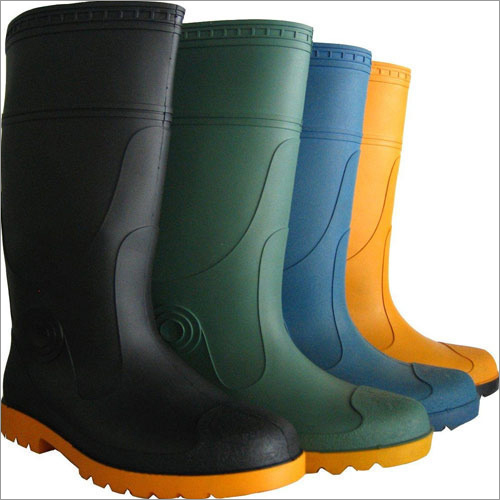Industrial High Ankle Safety Gumboot