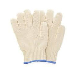 Pure Cotton Knitted Gloves