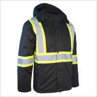 Full Sleeves Safety Jacket