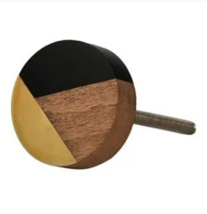 Brass  Plate Knob