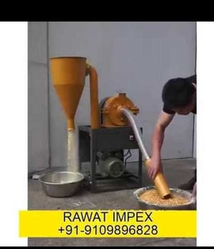 Maize Grinding