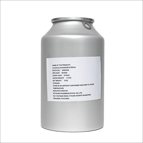 Cloxacillin Sodium Sterile