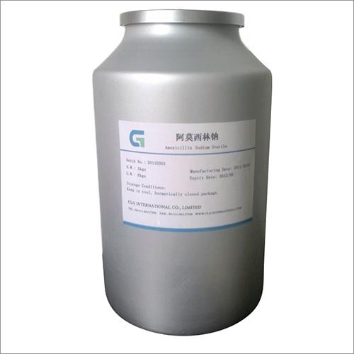 Amoxicillin Sodium Sterile