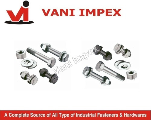 High Strength Friction Grip Bolts And Washer