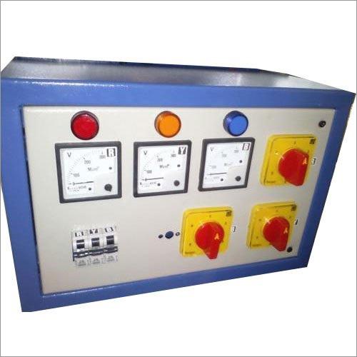 220 V Three Phase Manual Voltage Stabilizer