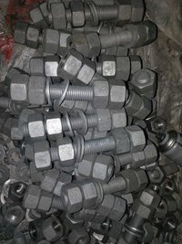 B7 Studs With 2h Heavy Hex Nuts