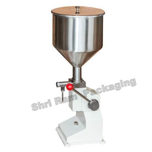 Manual Paste Filling Machine A03