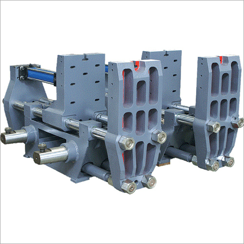 5L Clamping Machine