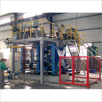 Ring and IBC Package Barrel Blow Molding Machine