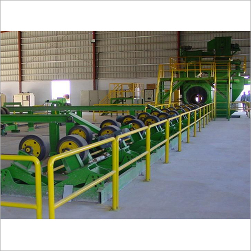 Pipe Outer Wall Rust Cleaning Equipment