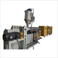 Plastic Spiral Pipe Production Line