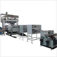 PP Melt Blown Non Woven Fabric Production Machine