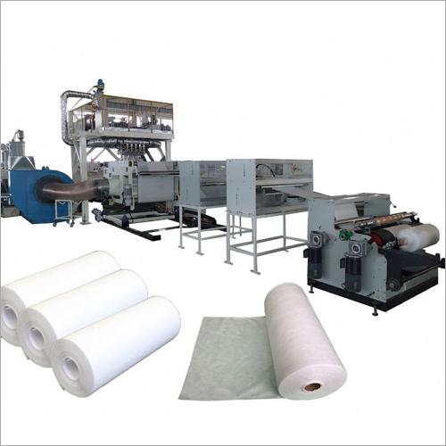 PP S Melt Blown Non-woven Fabric Making Machine