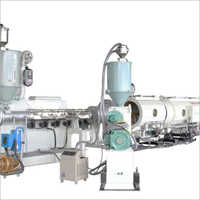800-1600mm HDPE Water Supply Pipe Extrusion Machine