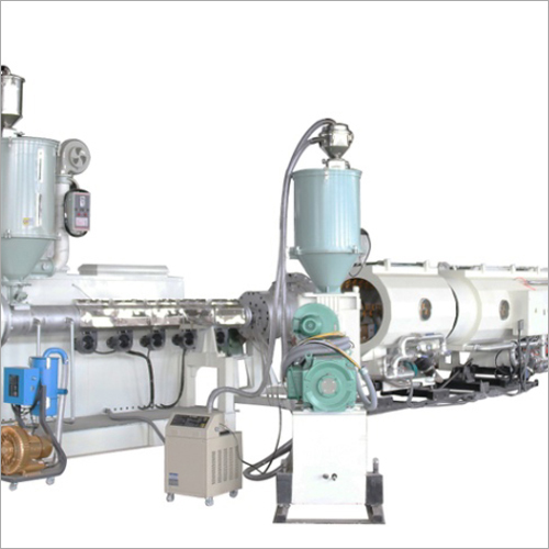 630-1000mm HDPE  Water Supply Pipe Extrusion Machine Line