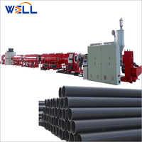 800-1600mm PE HDPE Pipe Extrusion Machine