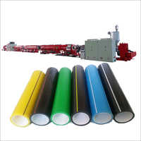 HDPE PE Plastic Water Pipe Making Machine Water PPR Pipe Production Line