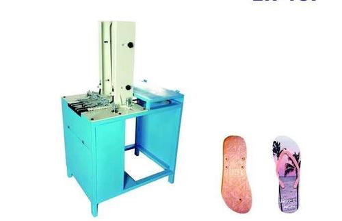 Strap Fitting Machine