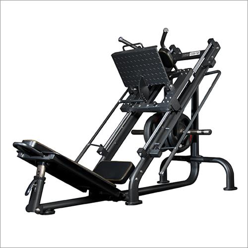 Leg Press With Hack Squat