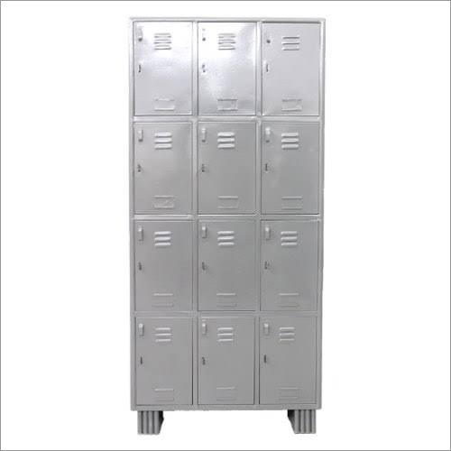 12 Door Industrial Locker Almirah