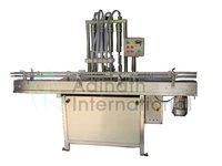 Motor Oil/Lubricant/Chemicals/Hair Oil/ Liquor Bottle Filling Machine