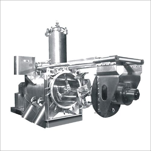 Retractable Plough Shear Mixer Dryer