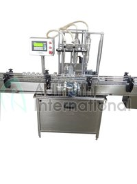 Facewash/Sanitizer/Lotion/Cosmetic/Body Care Products Filling Machine