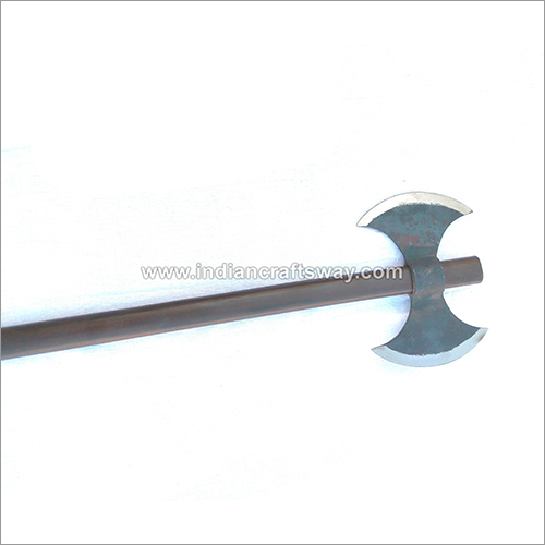 Hand Forged Double Bladed Throwing Axe