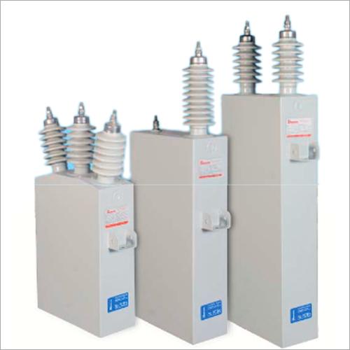 Medium And High Voltage Capacitors