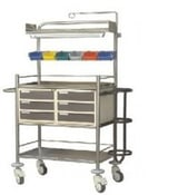 Labcare Export P.C. Crash Cart