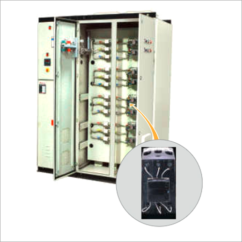 Auto Switched Contactor Based Power Factor Correction System