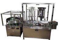 Peristaltic Pump Based Vial Filler