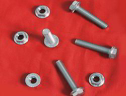 Stainless Steel Flange Bolts And Nuts