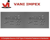 Stainless Steel Tee Hammer Head Bolts