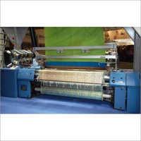 Rapier Loom Machine For Furnishing With Jacquard Weaving