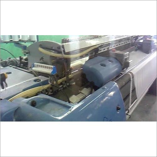 Rapier Loom Machine For Saree Weaving