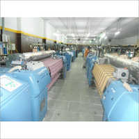 Rapier Loom Machine For Shirting Fabrics